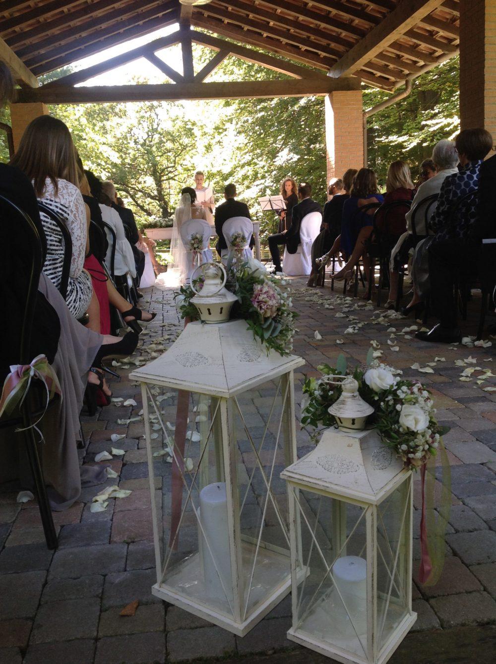 Diodona - cerimonia nozze