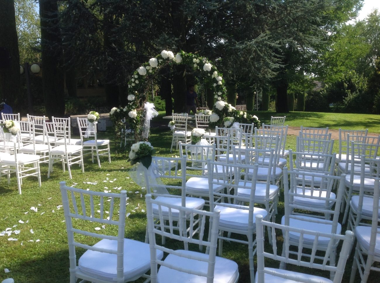 location cerimonia nozze Como