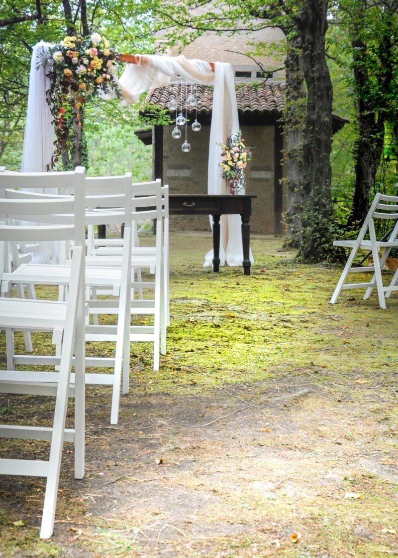Cerimonia matrimonio in location
