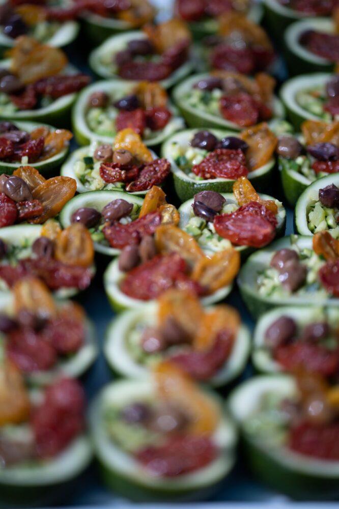 9 matrimonio gourmet
